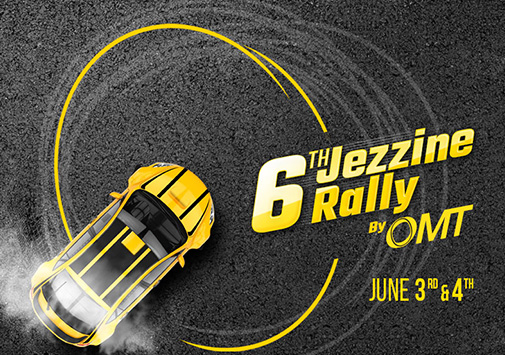 6th JEZZINE RALLY BY OMT