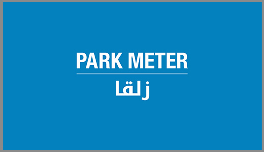 Cash to Business | El Zalka Park Meter