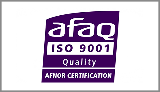 OMT is ISO 9001:2015 certified